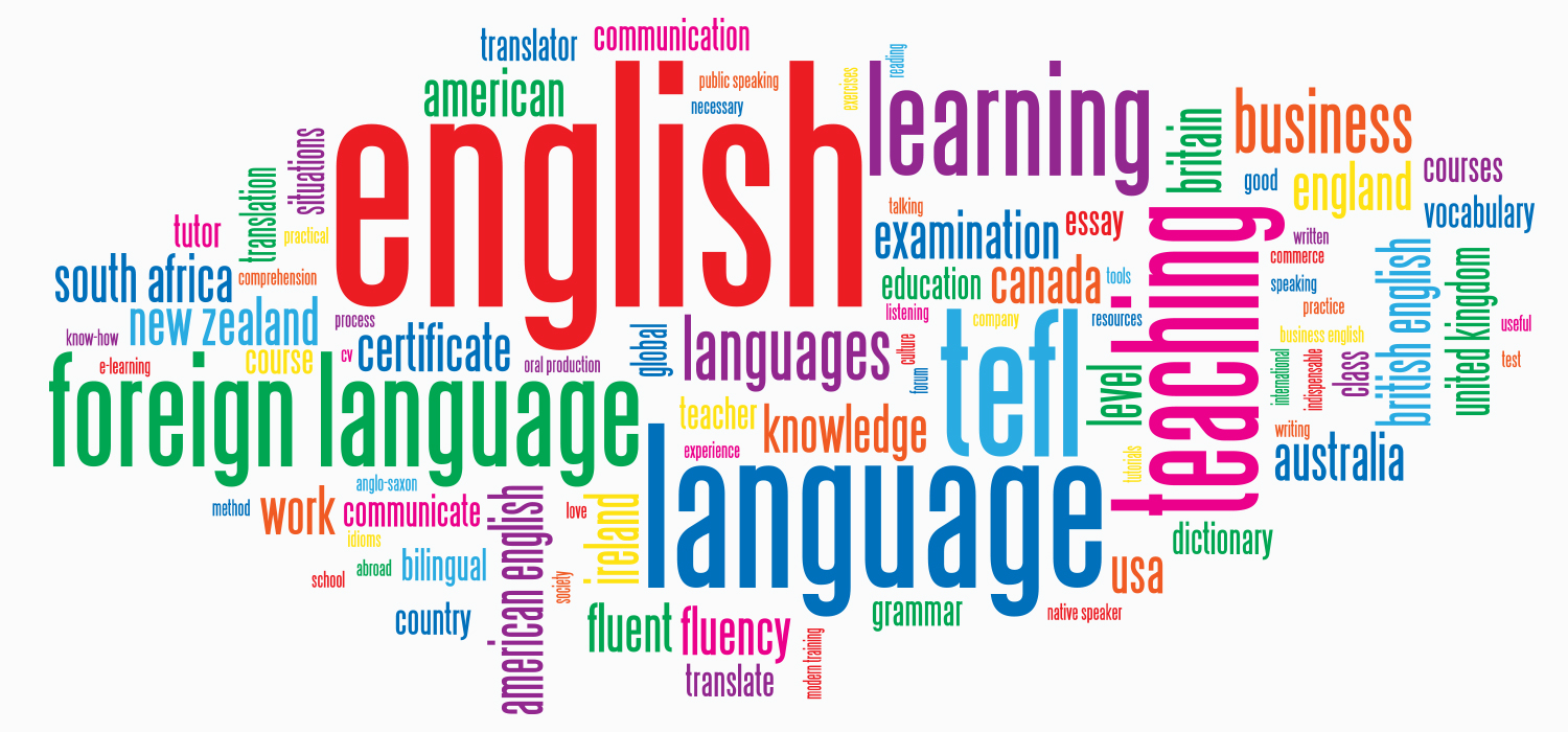 problem of teaching oral engish language The importance of tlistening and eaching speaking the second/foreign language teaching try to solve the problem, not only teaching english in.
