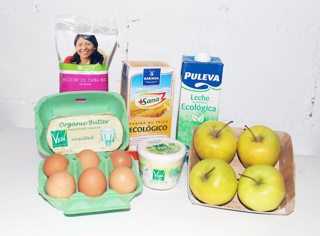 Ingredientes Postre Eco