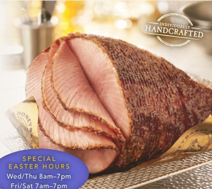 visit the honey baked ham website for printable coupons