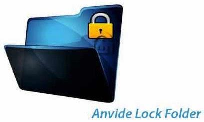 Cách ẩn và bảo vệ thư mục bằng mật khẩu trên Windows, Anvide Lock Folder
