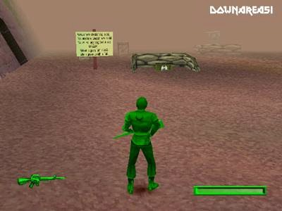 army men sarges heroes 2 ps1