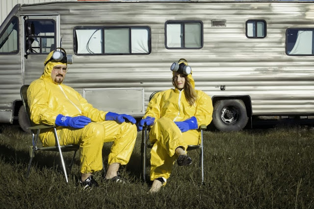 boda breaking bad caravana