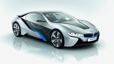 Bmw 2013 i8 User Manual