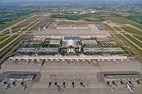 Bandara Munich, Jerman