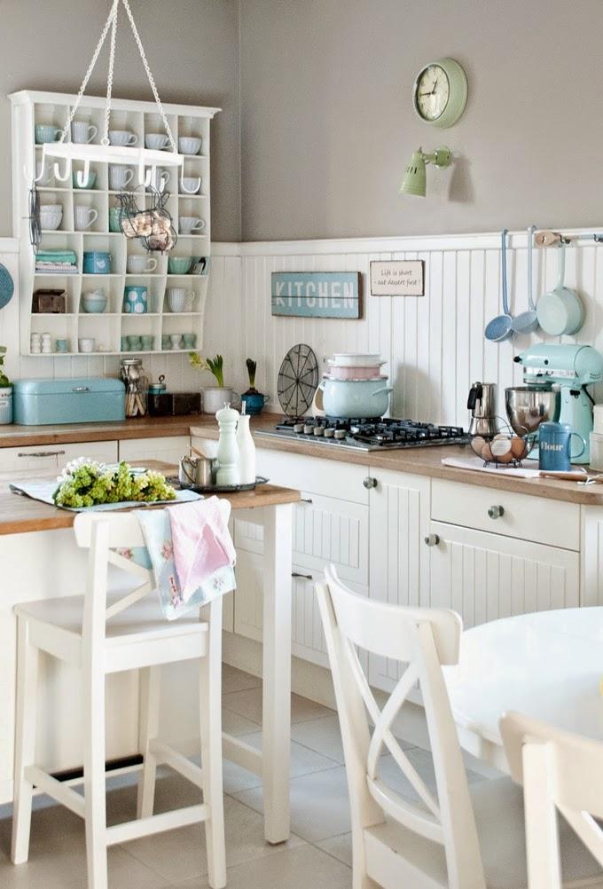 Colores Pantone en la cocina