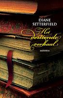 Het Dertiende Verhaal Diane Setterfield cover