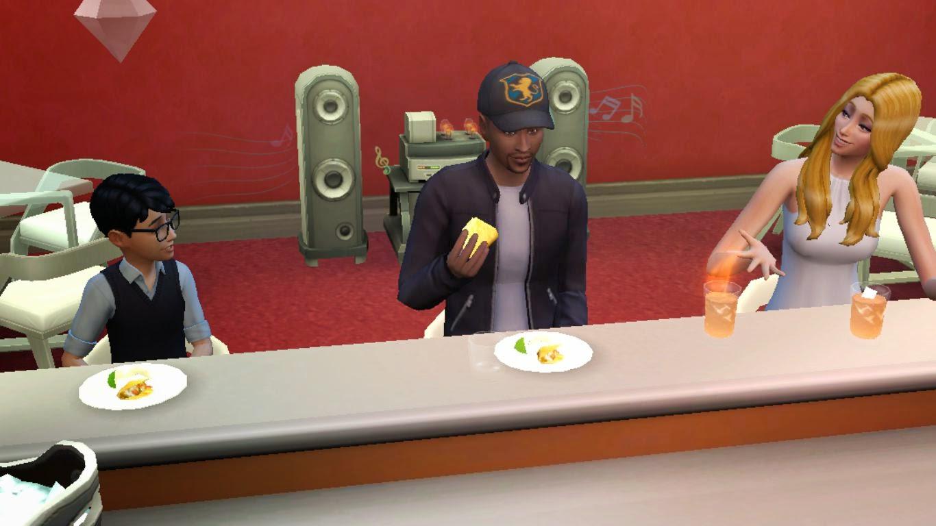 sims 4,sims 4 food