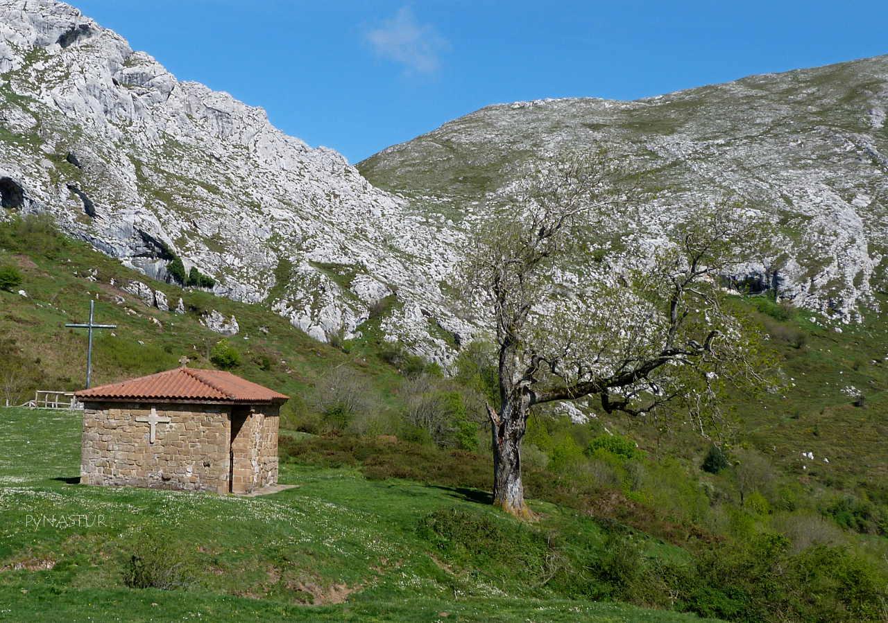 Ermita de Santa Ana - Puertos de Marabio - Asturias