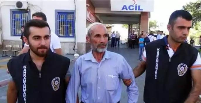 Τούρκος σκότωσε το γιο του επειδή αρνήθηκε να τον βοηθήσει να ξεβουλώσουν το νιπτήρα!
