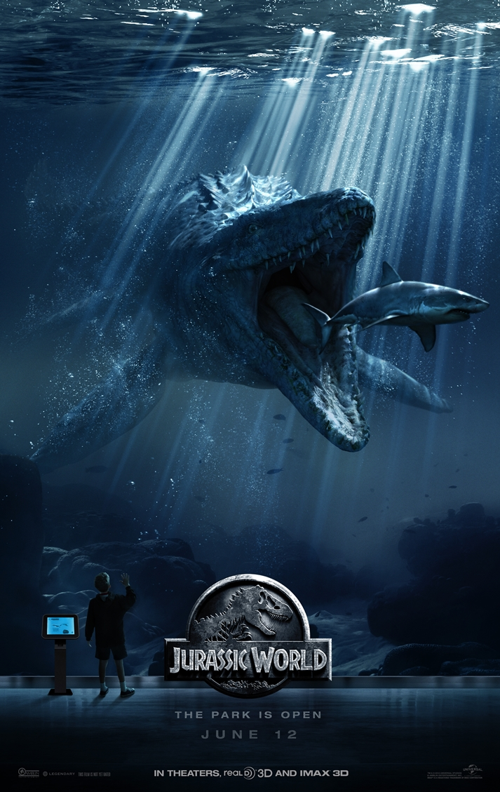 Póster: Jurassic World