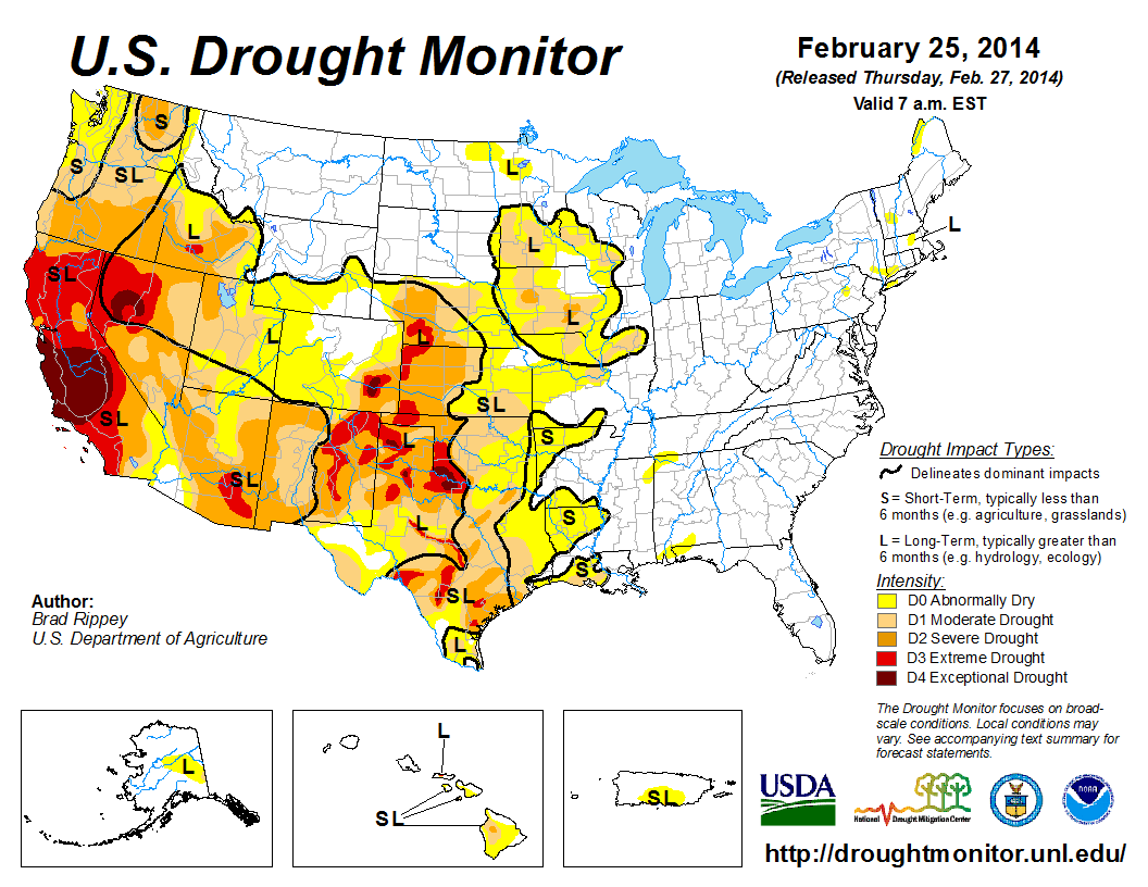 Cliff Mass Weather And Climate Blog February - Us weather map may