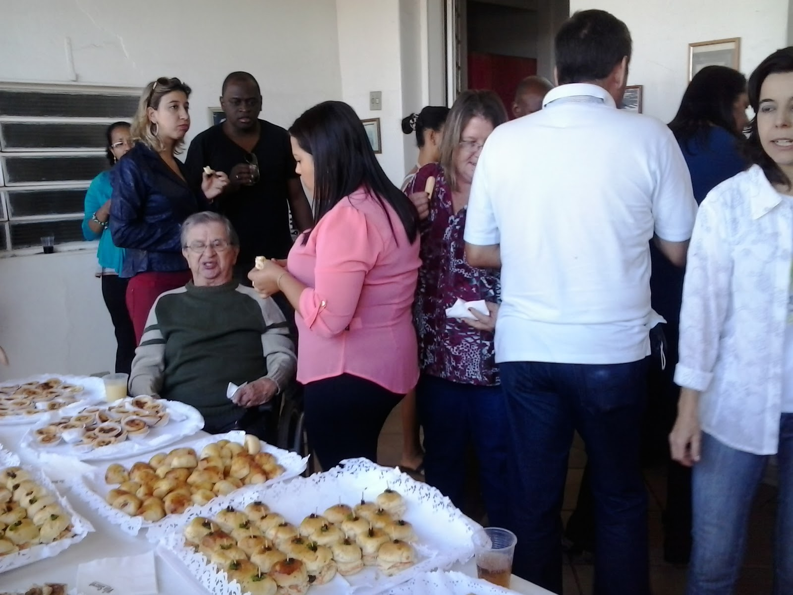 #3E578D  encontro de pacientes reumático de Ribeirão Preto e região GrupAR 682 Janelas Pvc Ribeirao Preto