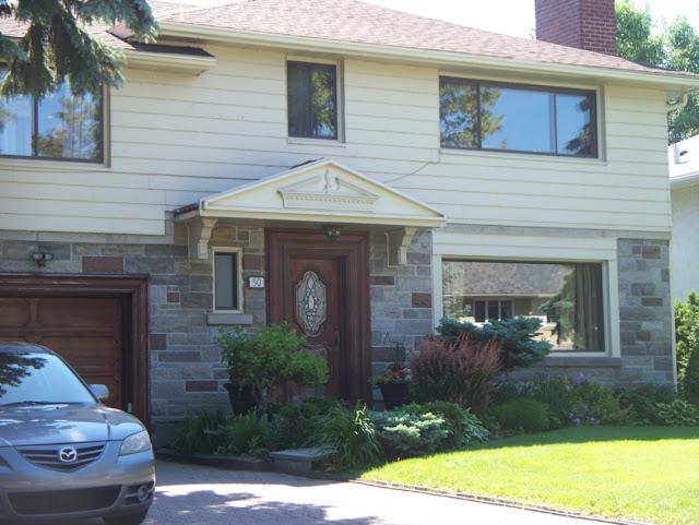 Оформление и дизайн жилого элитного дома в Канаде