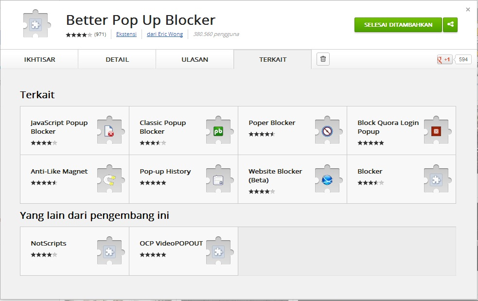 how to put pop up blocker on google chrome