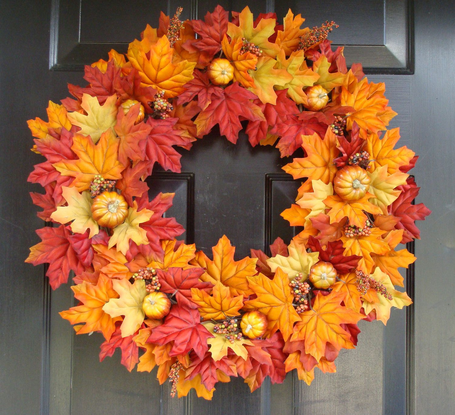 Autumn wreaths autumn weddings pics Fall autumn door wreaths