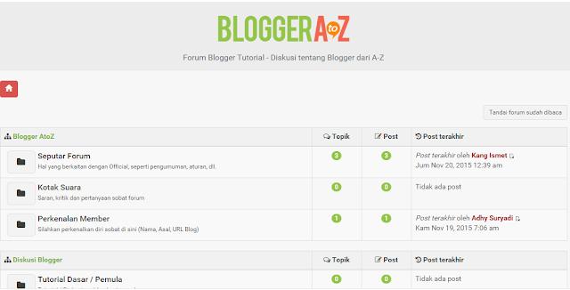 BloggerAtoZ.com