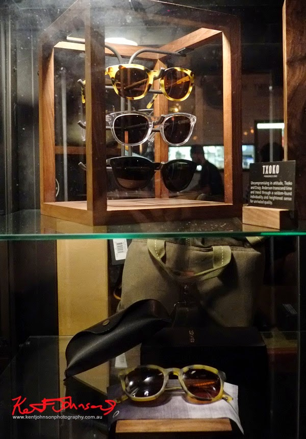 The Sunnies, Electric's Craig Anderson signature sunglasses Txoko Launch at The Old Growler