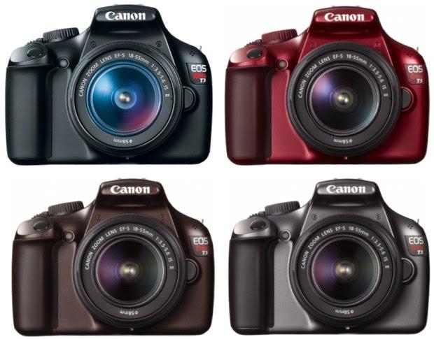 Foto Canon EOS Rebel T3 Kamera DSLR Terbaru Spesifikasi Harga (Full Specs)