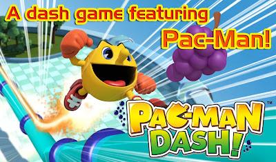 Pac -Man Dash apk v1.0.1 Data Direct Link
