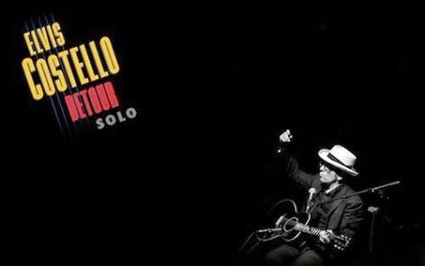 Elvis Costello, Solo
