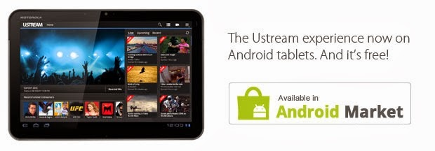 "UStream for Andriod Users-Search ""WVSR"""