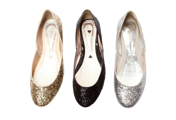 moda de adolescente sapatilhas com glitter