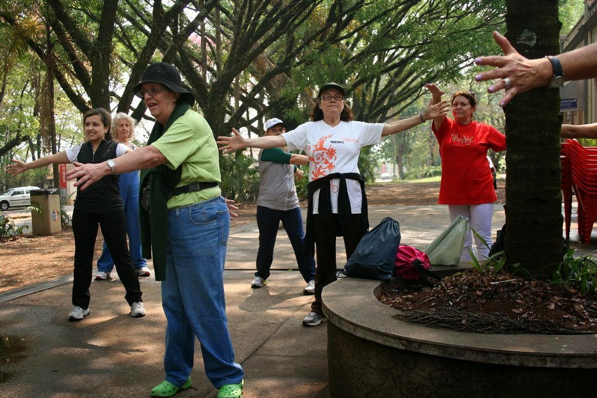 Atividade física: melhor tratamento para a saúde