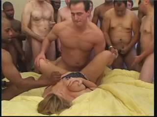 Lisa sparxx 50 Mann Gangbang