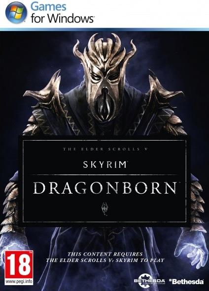 THE ELDER SCROLLS V SKYRIM DRAGONBORN REVIEW