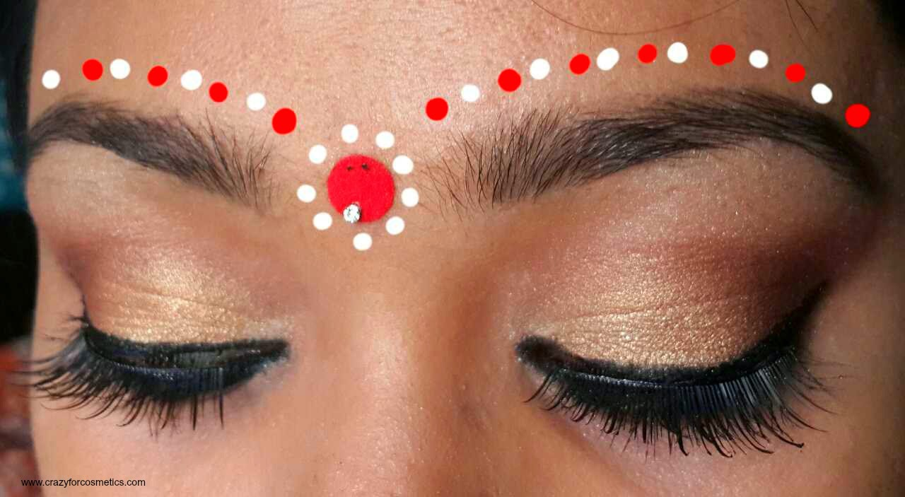 Bridal Face Makeup Step By Step With Pictures : Brides of the World Inspired Eye makeup Series , Part 3 ...