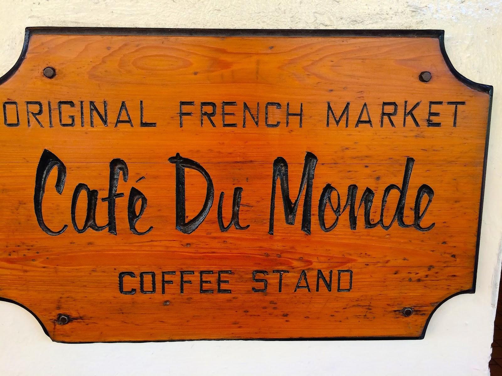 Livin The Good Life Cafe Du Monde