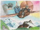 Flight Suit Eddy & Grizz