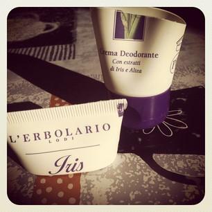 Iris Erbolario Crema Deodorante