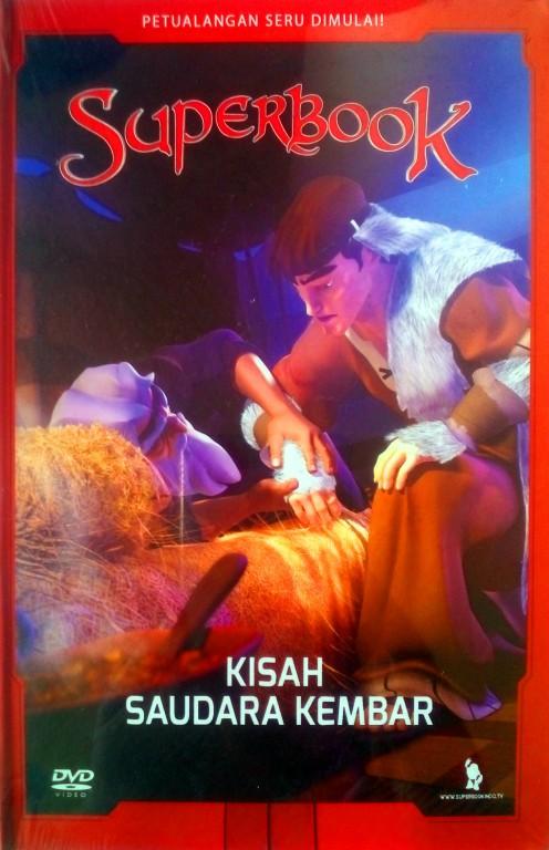 Superbook KISAH SAUDARA KEMBAR
