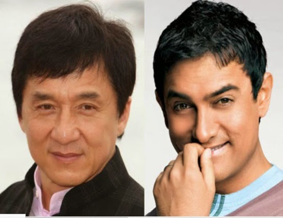 """Kung Fu Yoga"" Movie Aamir Khan & Jackie Chan Starrer