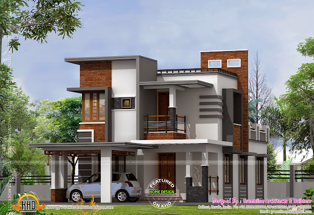 Low Cost Kerala House Design