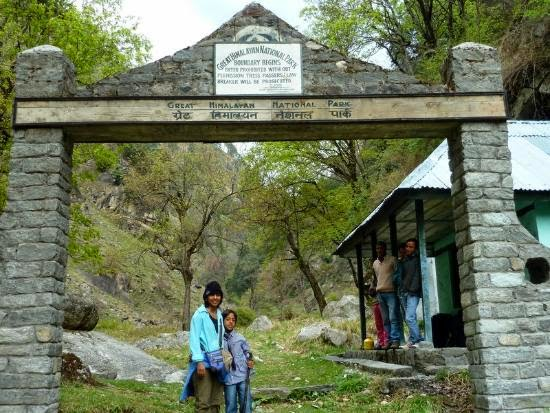 Indian Botanists: IUCN recommends India's Great Himalayan National ...
