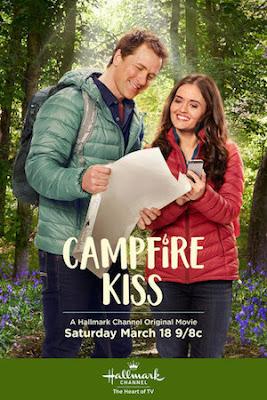 Campfire Kiss Poster