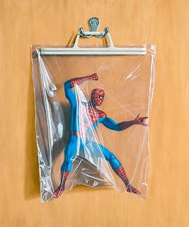 Simon Monk - Spiderman