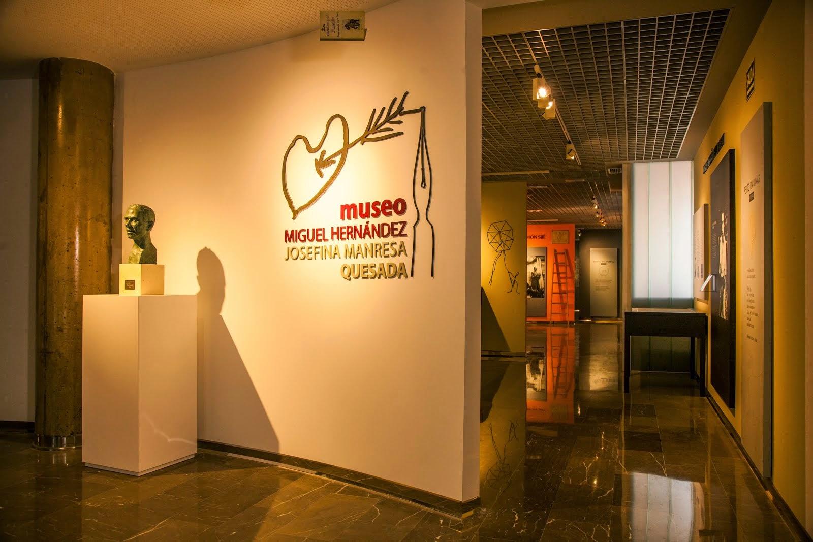 Página Web Museo Miguel Hernández-Josefina Manresa