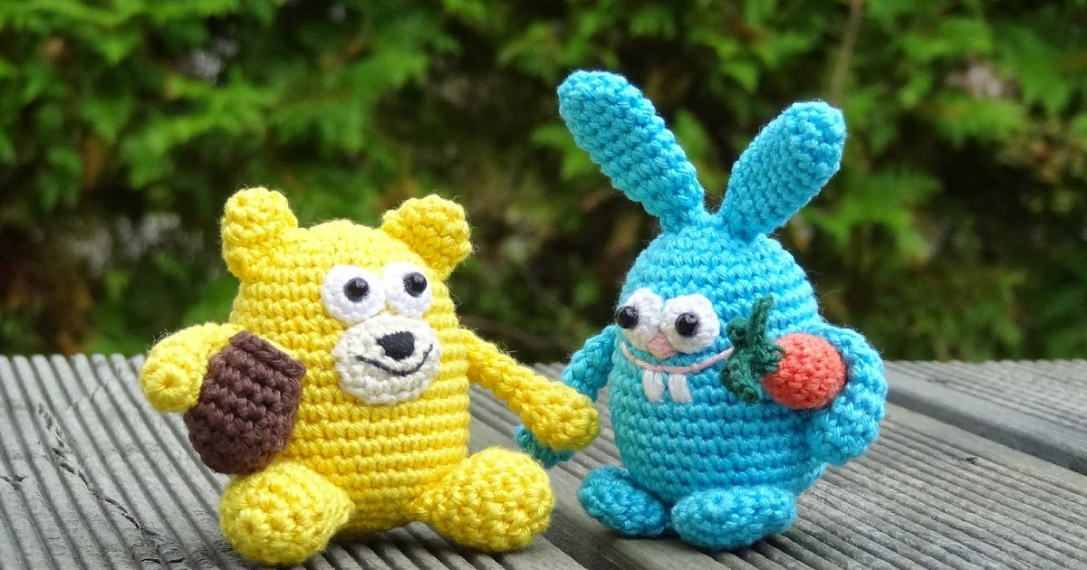 Amigurumi Zeitschrift Vol 2 : Smartapple Creations - amigurumi and crochet: Little ...