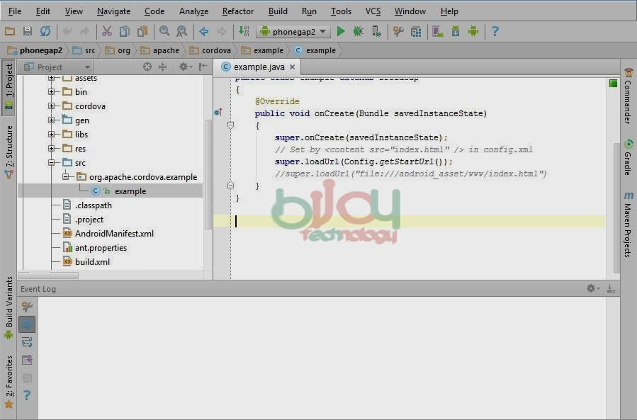 How to change android studio theme - Tutorials 7