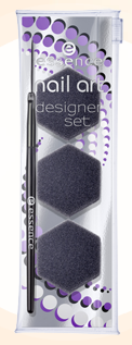 Essence stamping sponges