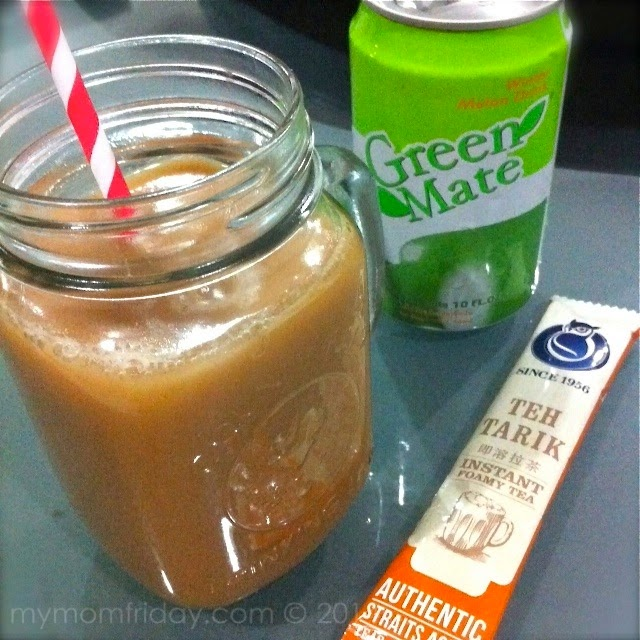 My Mom-Friday: DIY Winter Melon Milk Tea