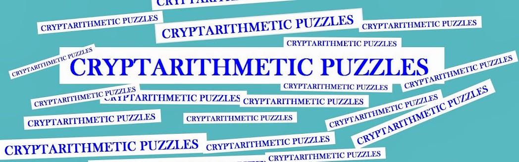 Cryptarithmetic Puzzles