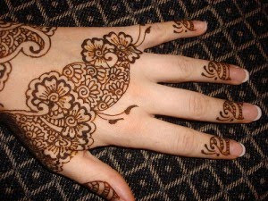 Arabic Mehndi Designs 2011 Pakistan