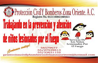 Trabajando en la prevención de niños quemados
