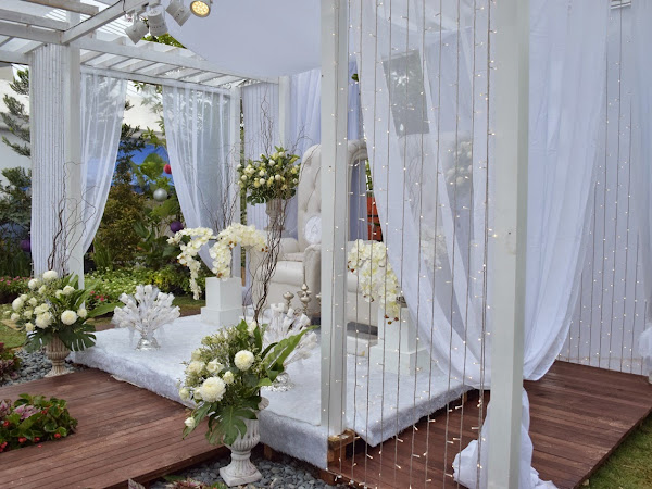 Floria Putrajaya 2014 [ Garden Theme wedding]
