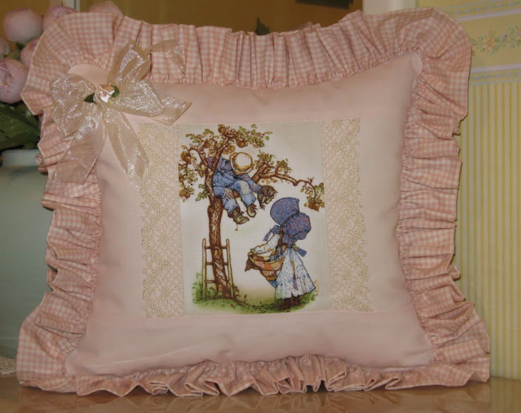Cuscino Holly Hobbie