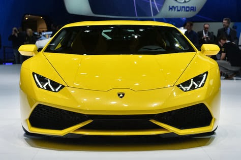 Lamborghini Huracan Posted Start End of March